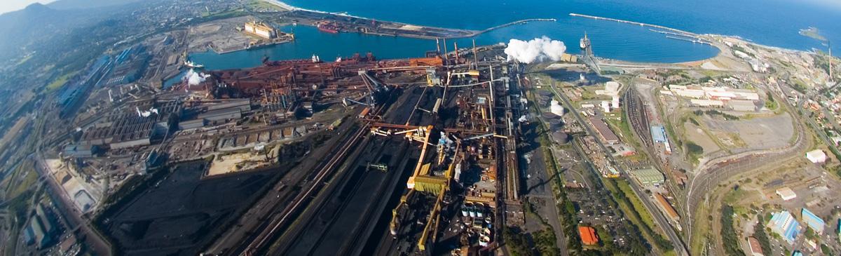 BlueScope Steel Port Kembla Image 1
