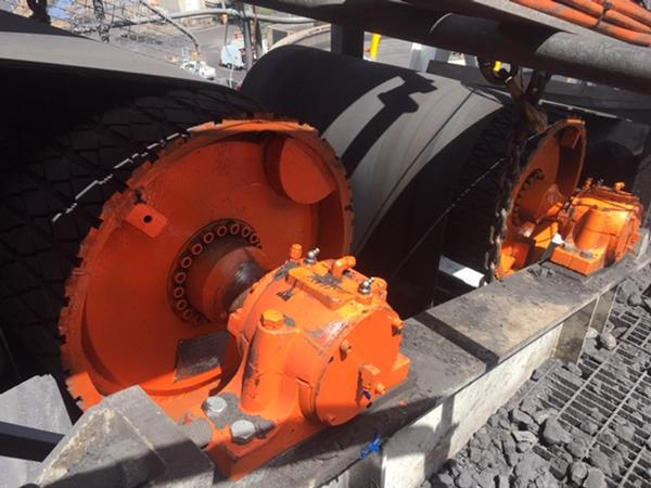 Curragh coal mine 9