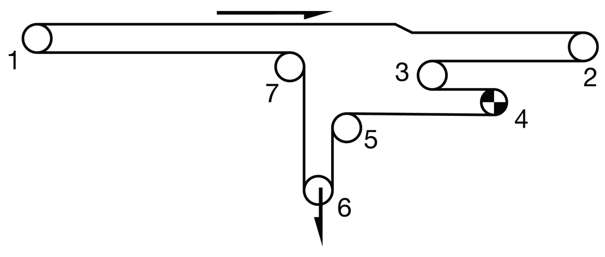 Polyurethane Lagging Diagram