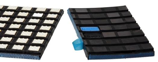 medium single row ceramic 38 lagging product details image 7
