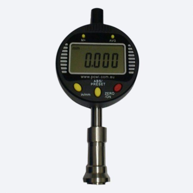 Surface profile gauge