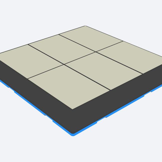 Magnefast Wear Panel